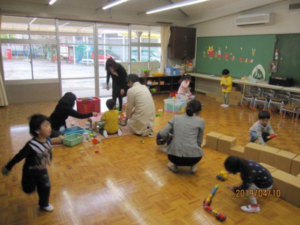 子育て応援プロジェクト
